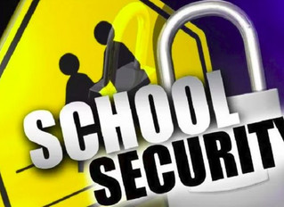We don't have crisis of school security...
