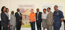 Zambia Embassy Staff Photo