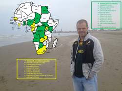 Author's Africa Experience