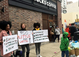 Starbucks (Philadelphia)...why do we love to hate?
