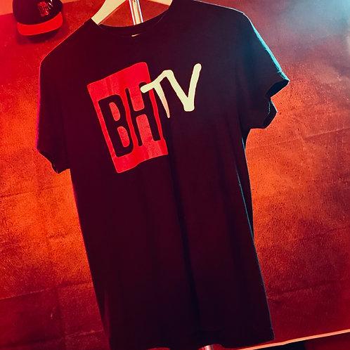BHTV BLACK T-SHIRT