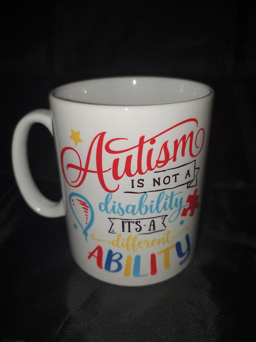 Autism Mug #3