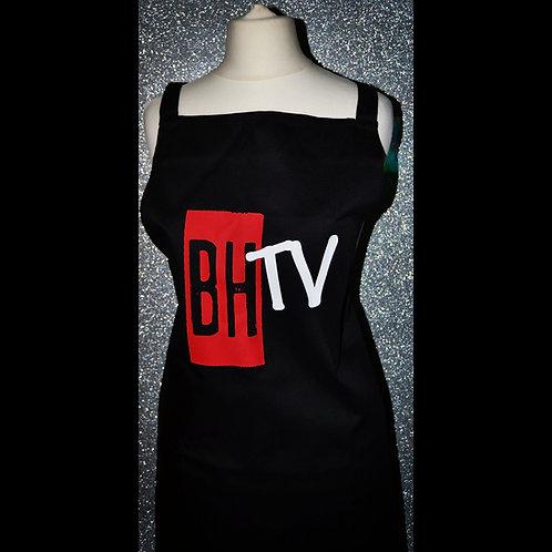 BHTV BLACK APRON