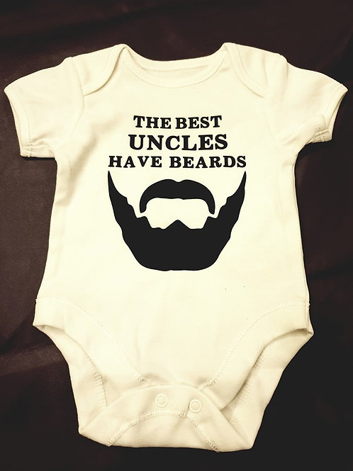 Beard Vest
