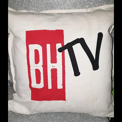 BHTV WHITE CUSHION
