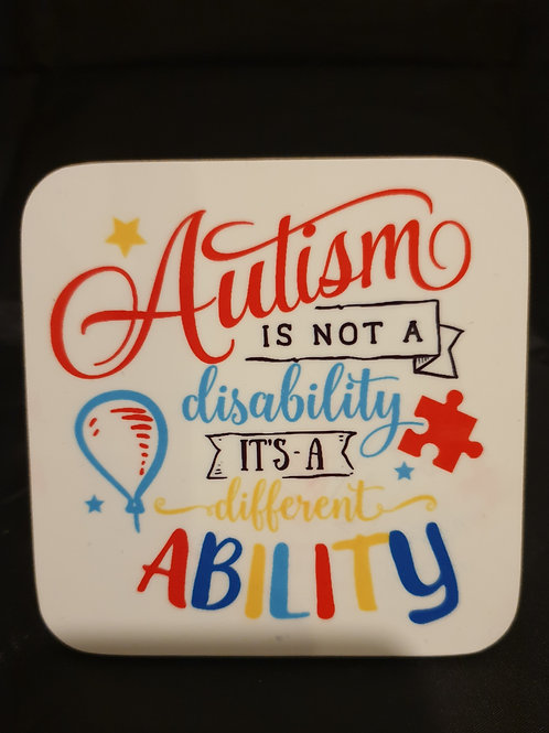 Autism Coaster #3