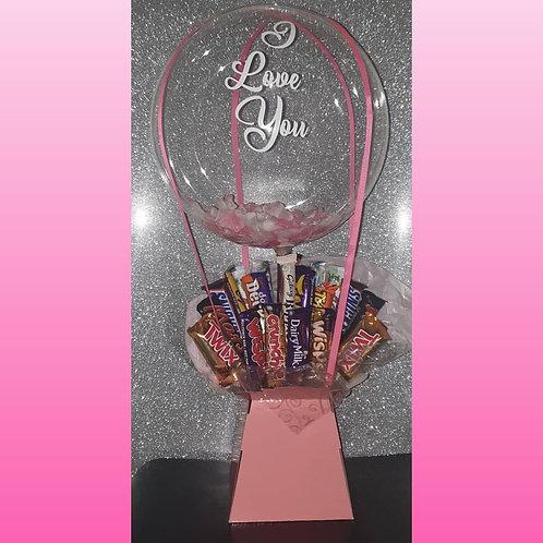 Hot Air Balloon Chocolate Bouquet
