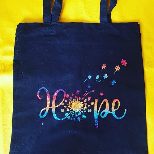 Autism Hope Tote Bag