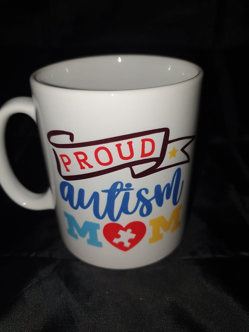 Autism Mug #7