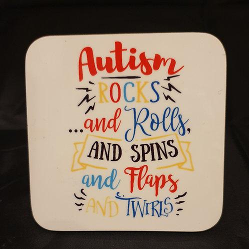 Autism Coaster #2