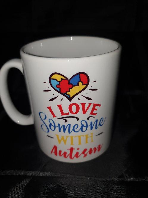 Autism Mug #5