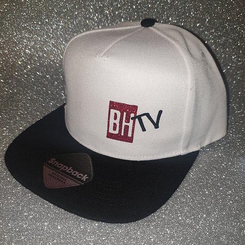 BHTV GLITTER SNAPBACK CAP