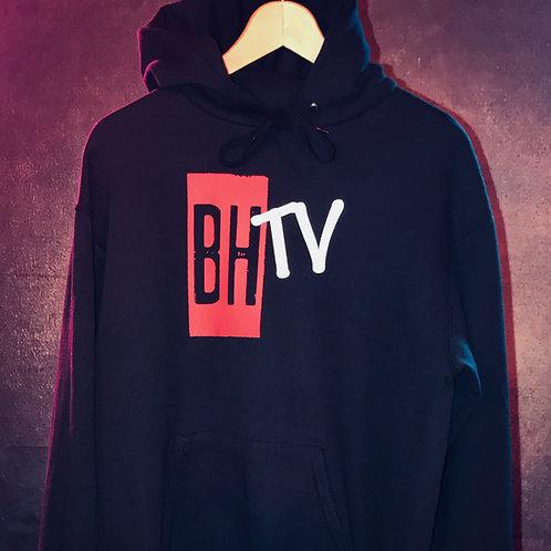 BHTV BLACK HOODIE