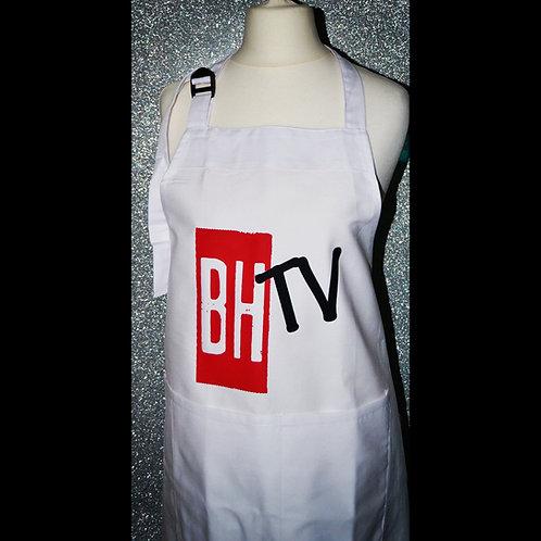 BHTV WHITE APRON