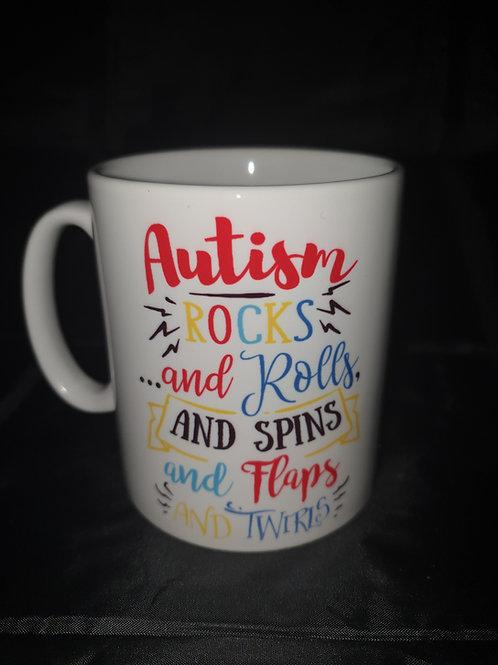 Autism Mug #2