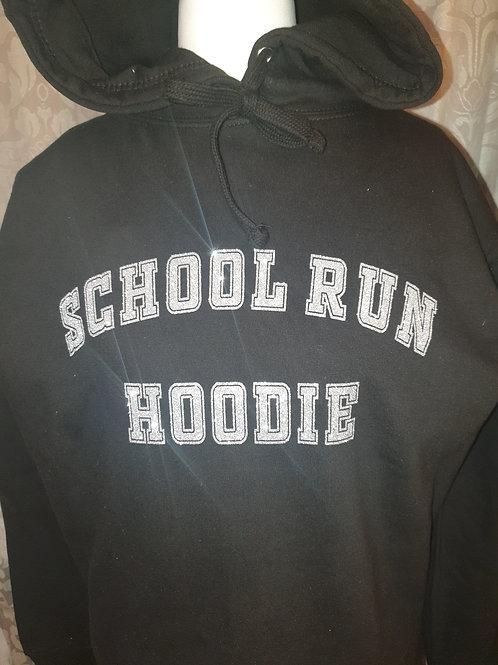 SCHOOL RUN HOODIE
