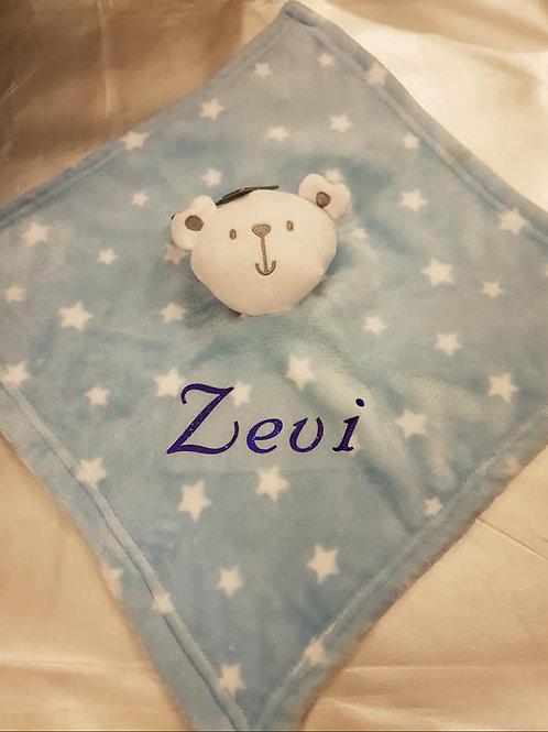 Teddy Comforter