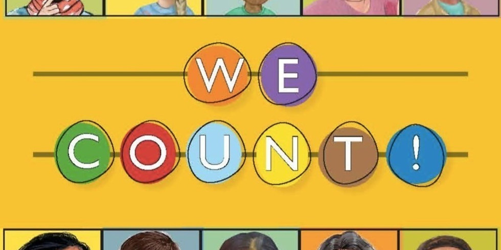 We Count!  Paterson Library/Census Partnership Meeting