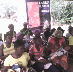 Our Partner Save the Children's Big Belly Club