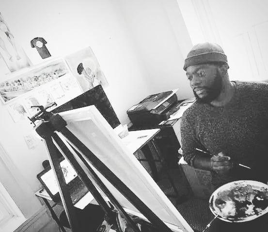 Creating__#Rochester #nyc #naija #Liberi