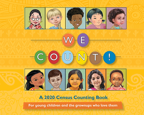 English WE COUNT! ebook