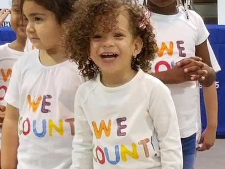 "WE COUNT! in ""Early Learning Nation"""