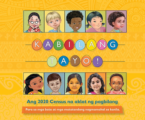WE COUNT! Tagalog