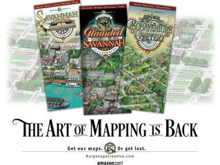 Get Karpovage Creative's Maps. Or Get Lost.