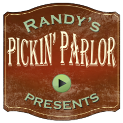 Randy Wood's Old Time Pickin' Parlor
