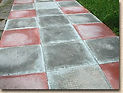 paver efflorescence example 3