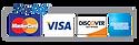 Visa-MasterCard-Discover-American Express-PayPal