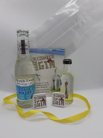 Beachcomber Gin mini gift pack