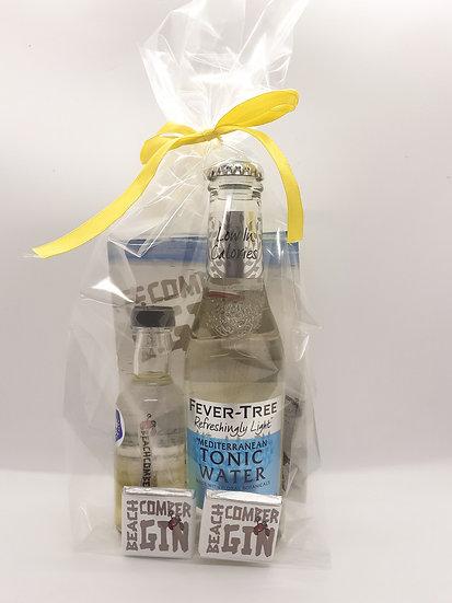 Beachcomber Gin mini gift pack