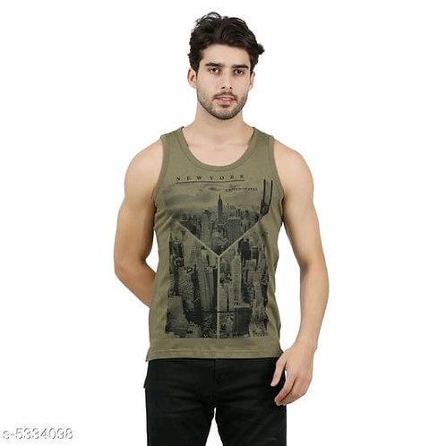 trendy men's vest