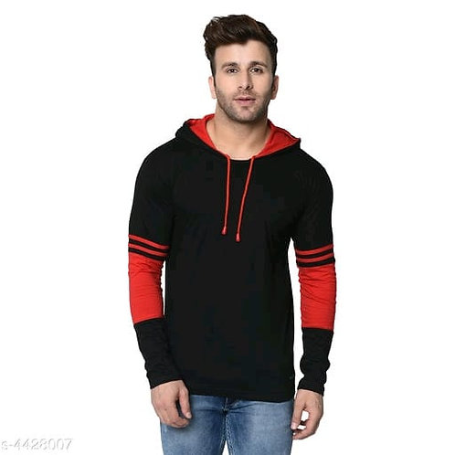 trendy fashionable men's hoodie