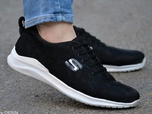 Elegant men's sport shoes
