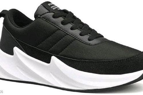 fancy running shoes