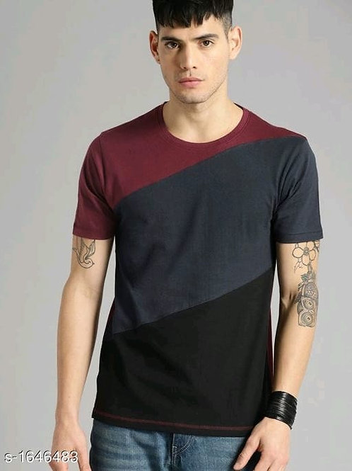elite mens stylish cotton regularTshirt
