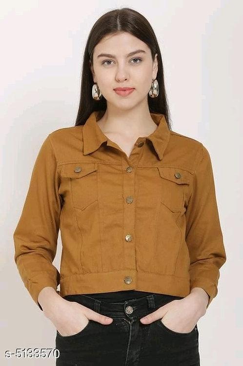 pretty cotton women jacket