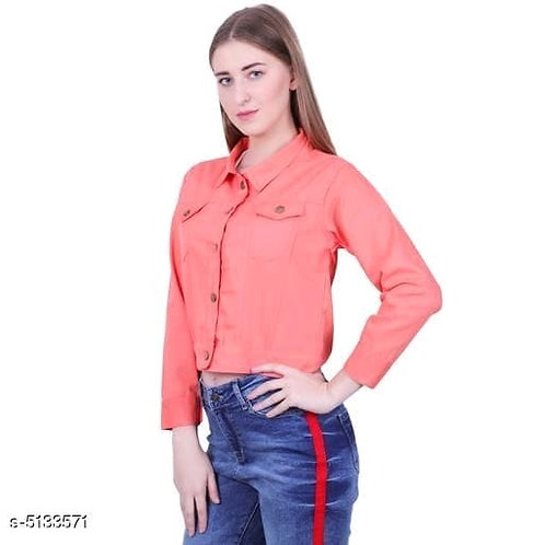 pretty cotton women jacket