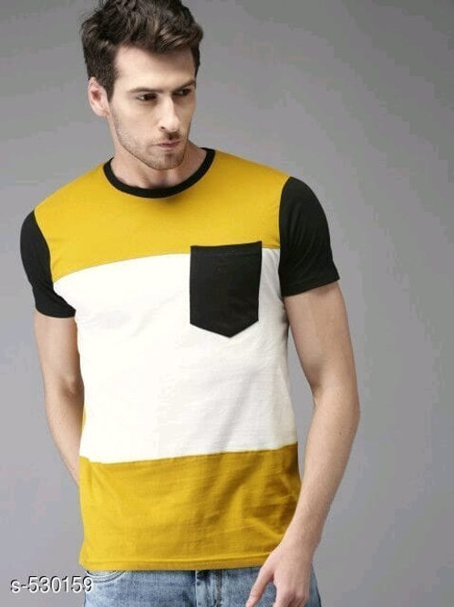 men's standard  cotton t-shirt