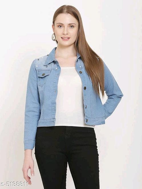 desiner fancy women's jacket