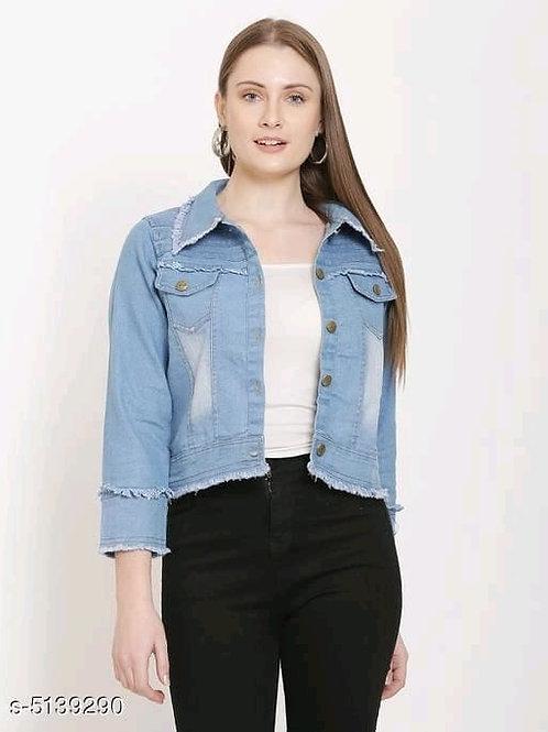 denim women jacket