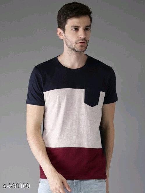 men's standard  cotton t-shirt
