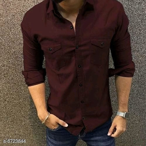 fashionable men's shirts