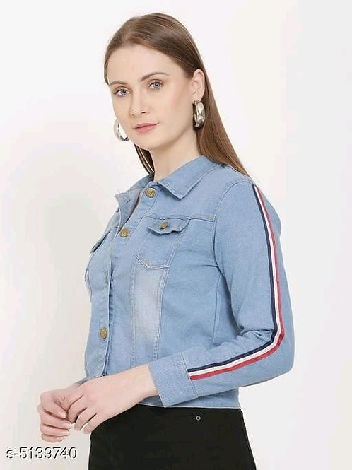 denim women jacket