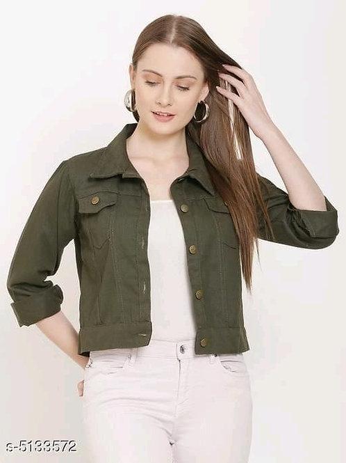 pretty latest women jacket