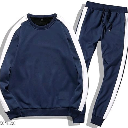 sleek style men's tracksuits