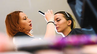 beauty industry video production business card promotional services