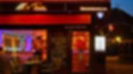Restaurant promotional video quality production la tana brighton